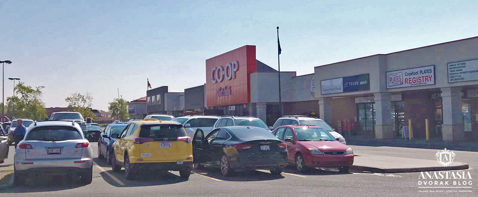 Crowfoot Co-Op