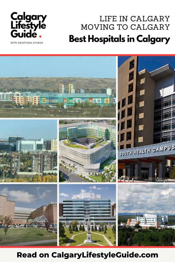 Hospitals in Calgary