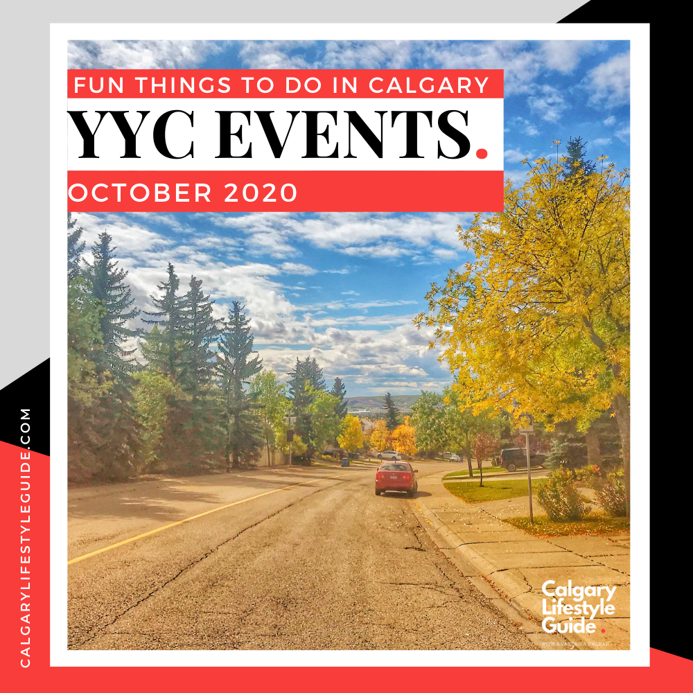 Things to Do in Calgary in October 2020