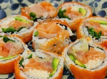 Best Sushi in Calgary - Hana Sushi