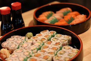 Best Sushi in Calgary - Kinjo Sushi