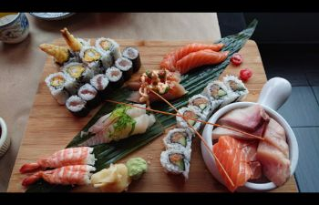 Best Sushi in Calgary - Red Ember