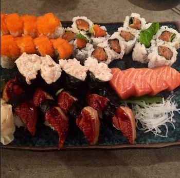 Best Sushi in Calgary - Zipang