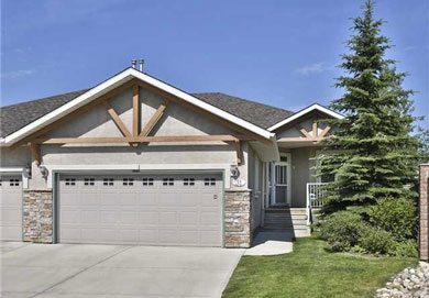 Example of a Villa in Calgary